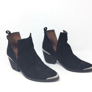 Jeffrey Campbell Cromwell Boots Size 8.5